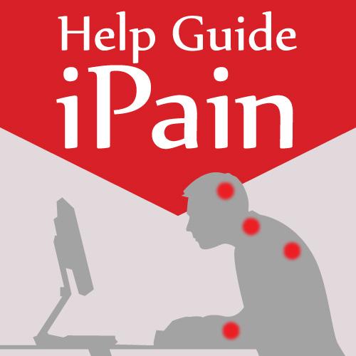 Help Guide iPain แก้อาการ ปวดคอ ปวดไหล่ จากการเล่นสมาร์ทโฟน